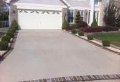 concrete driveway contractor Las Vegas