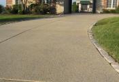 concrete driveway refinish Las Vegas