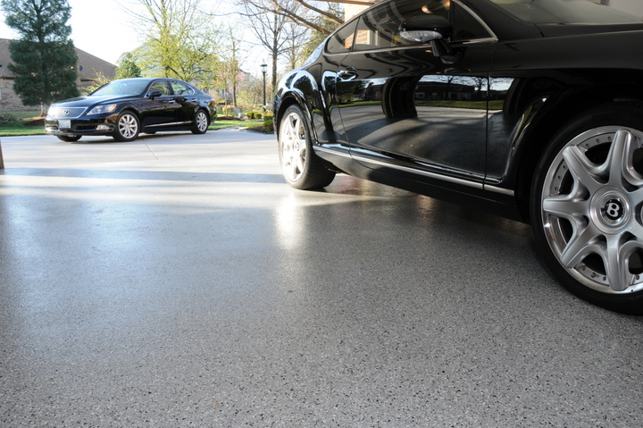 epoxy floor coating Las Vegas