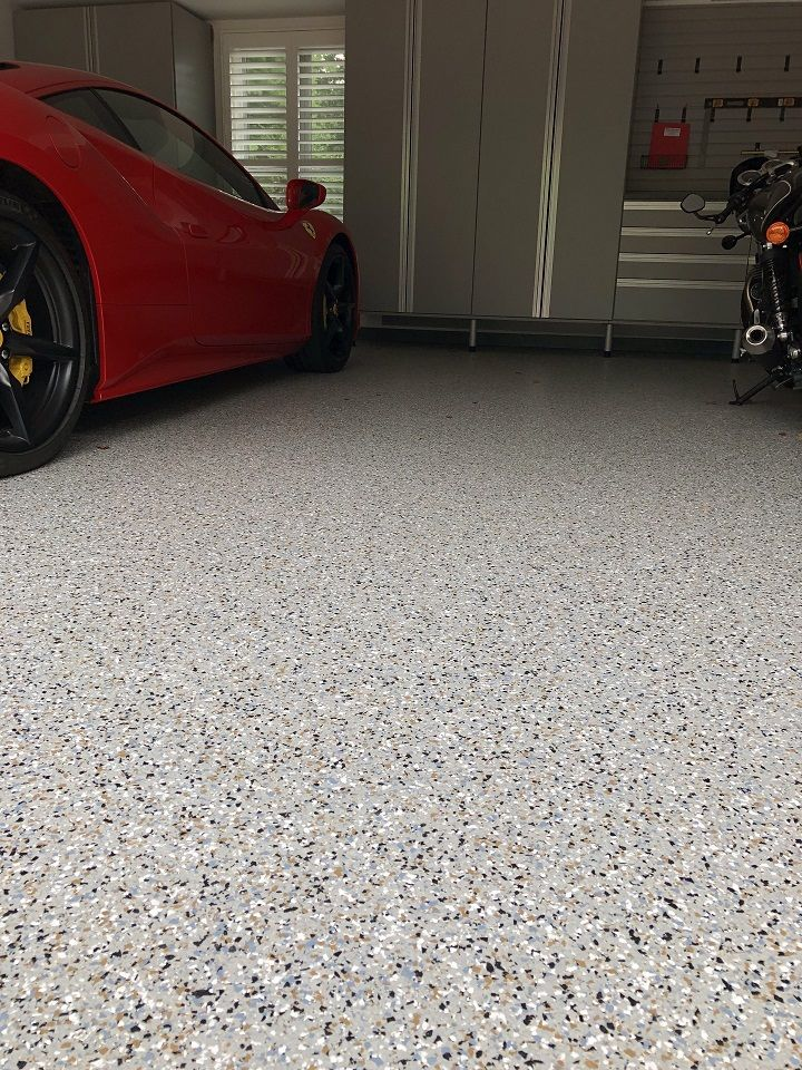 Garage Flooring Las Vegas Ideas