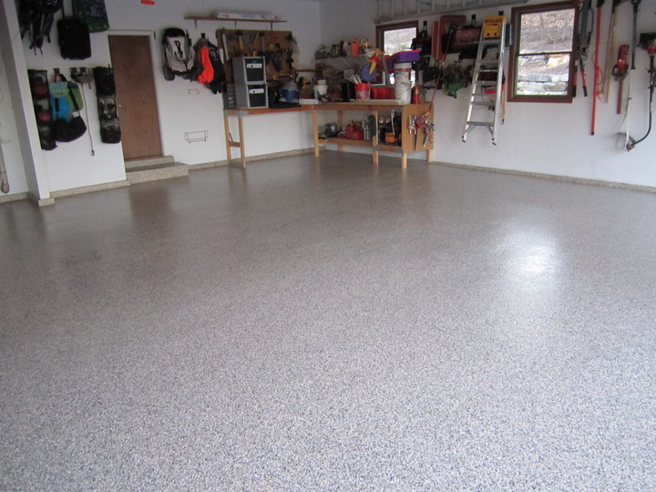 garage flooring contractor Las Vegas