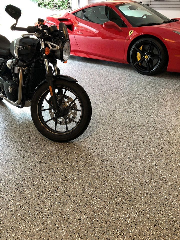 garage floor las vegas
