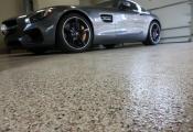 epoxy floor garages Las Vegas