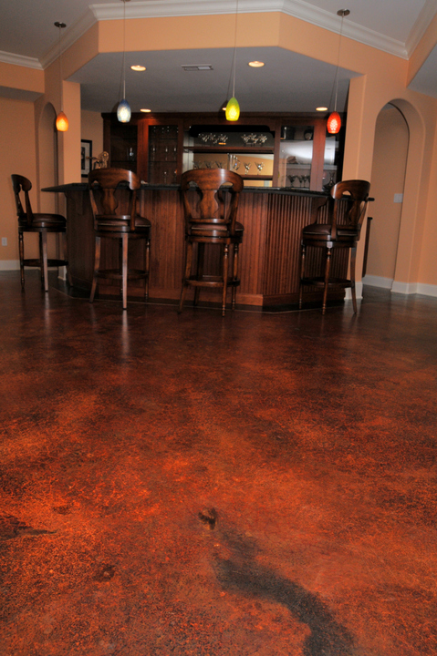 Interior floors concrete resurfacing las vegas - Interior concrete floor resurfacing ...
