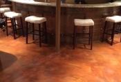 interior basement stains Las Vegas