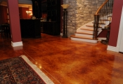 interior floors staining Las Vegas