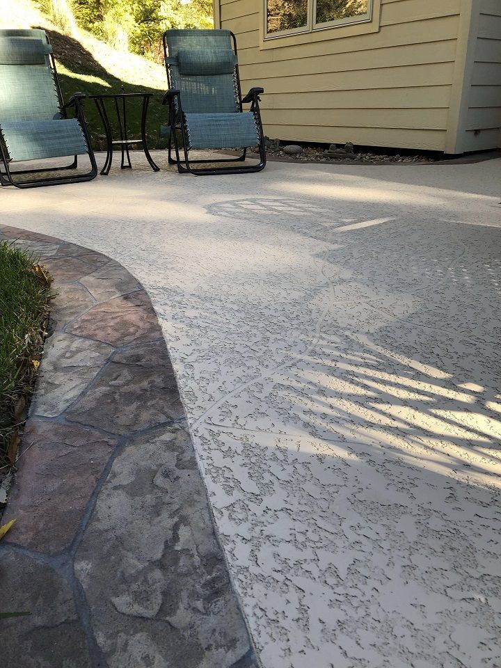 concrete patio cost las vegas