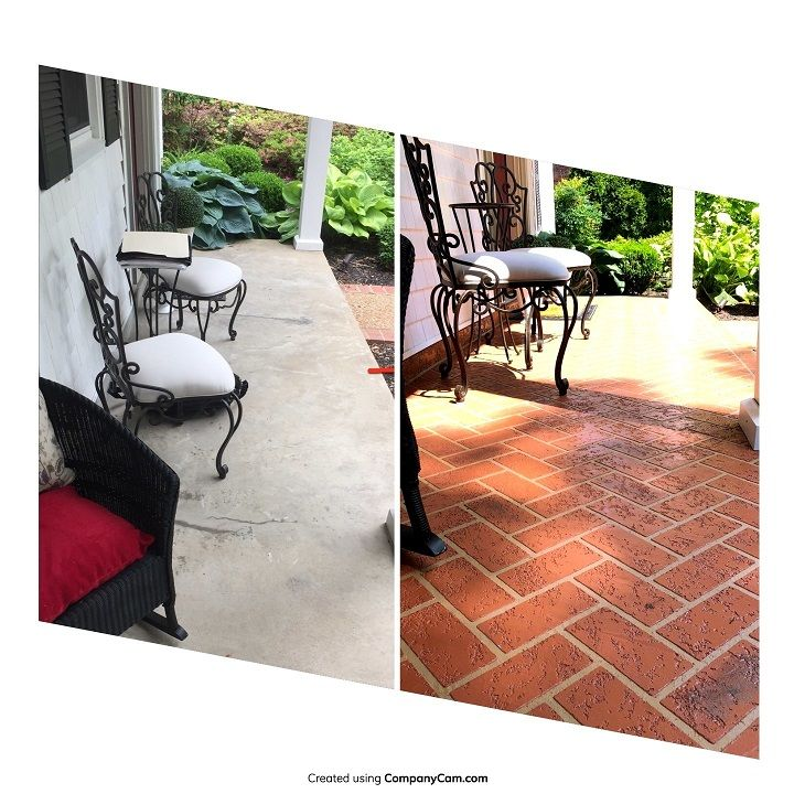 concrete patio repair las vegas