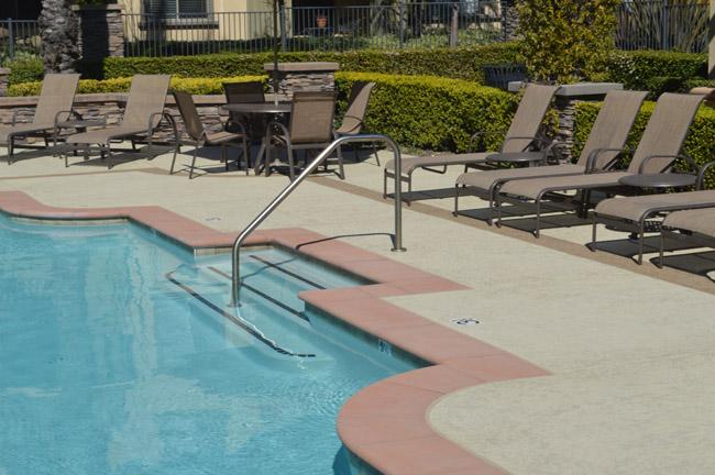 pool decking las vegas