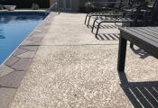 acrylic pool deck las vegas