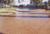 las vegas pool deck