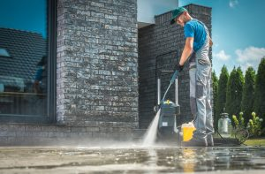 high pressure extraction cleaning