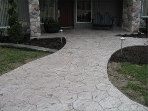 Spring Valley stamped overlay