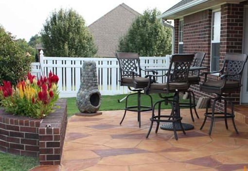 concrete patio contractor las vegas