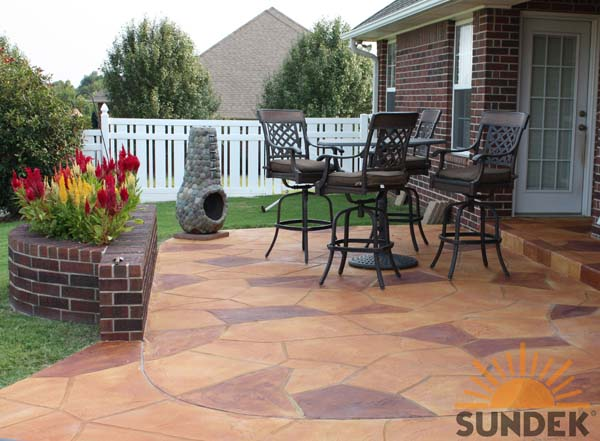 Concrete Resurfacing Las Vegas Provides Patio Refinishing Services In