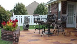 Concrete Patios For Homes U0026 Business Establishments In Las Vegas, NV