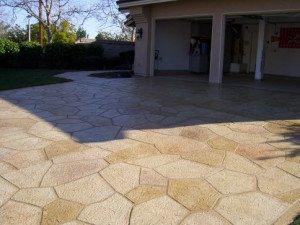 concrete driveway henderson
