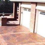 stamped concrete driveway las vegas