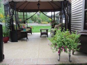 Manor,NV Acrylic Concrete Floors for Patio