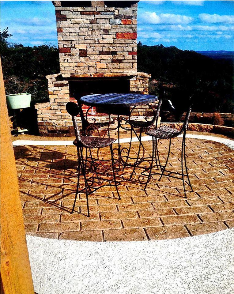 Stamped Concrete Las Vegas Nv Patios Pool Decks Driveways